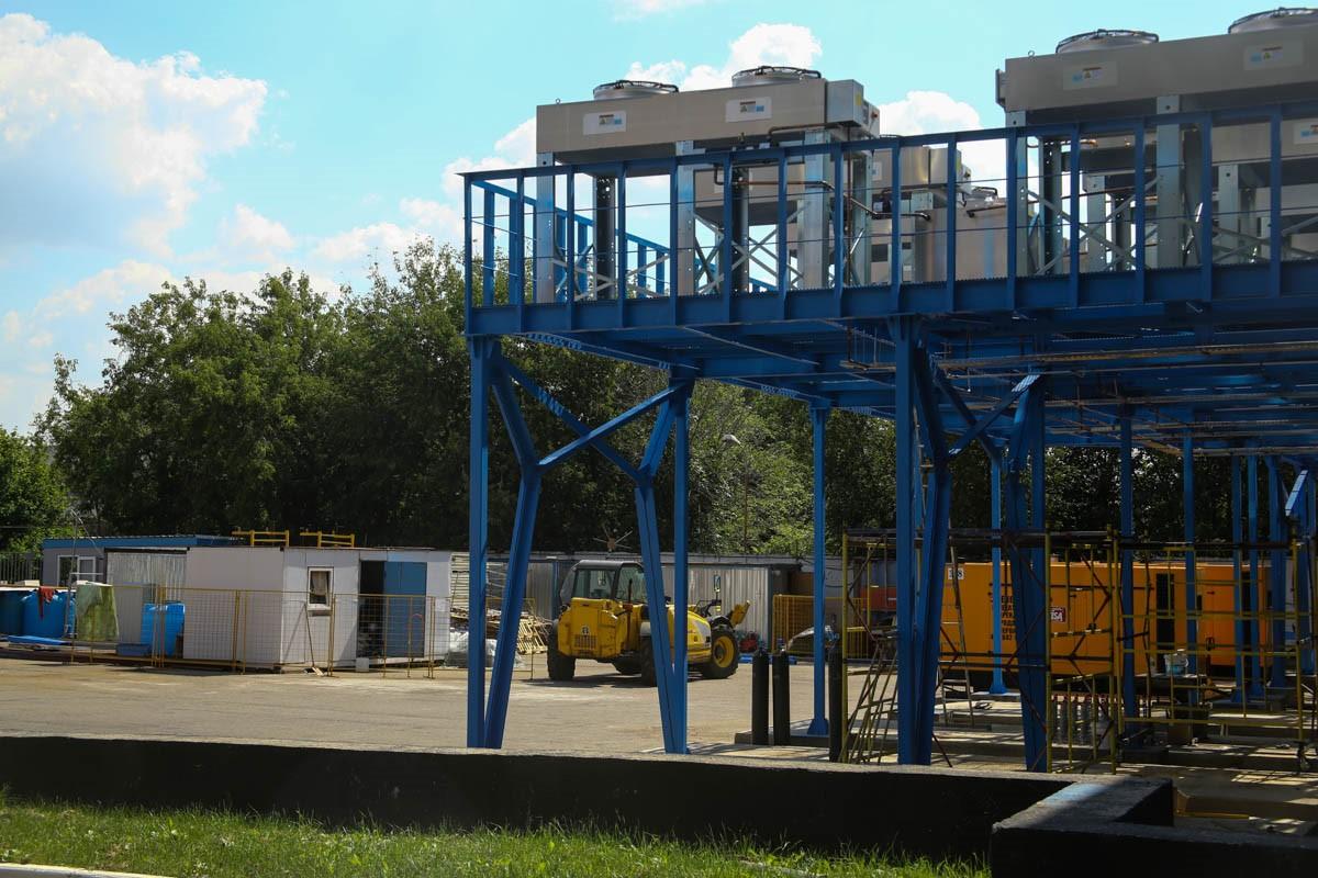 Обзор ЦОД IXcellerate (самый большой машзал в РФ) - 42