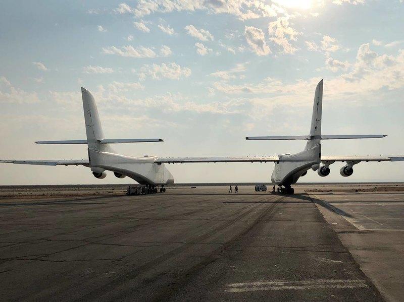 Самый длиннокрылый самолет прошел очередные тесты