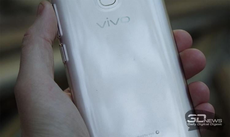 Смартфон Vivo X23 получит передовую систему 3D-распознавания лиц