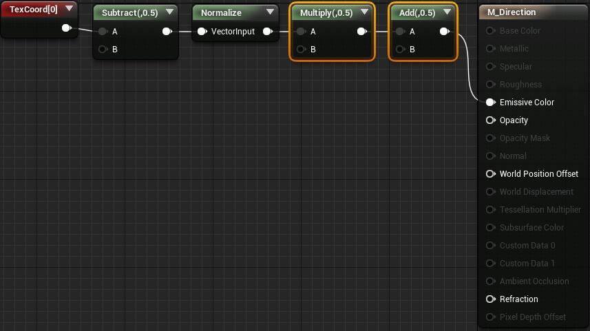 Создание интерактивной травы в Unreal Engine