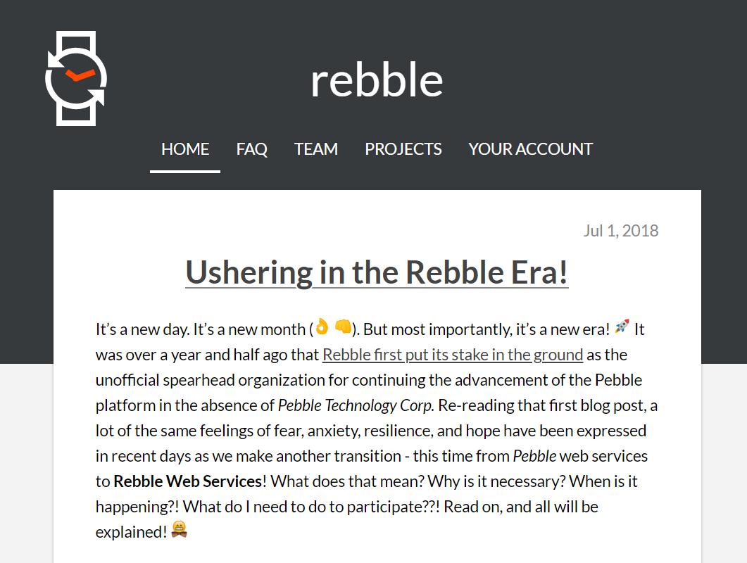 Умные часы Pebble: как в одночасье стать раритетом - 11