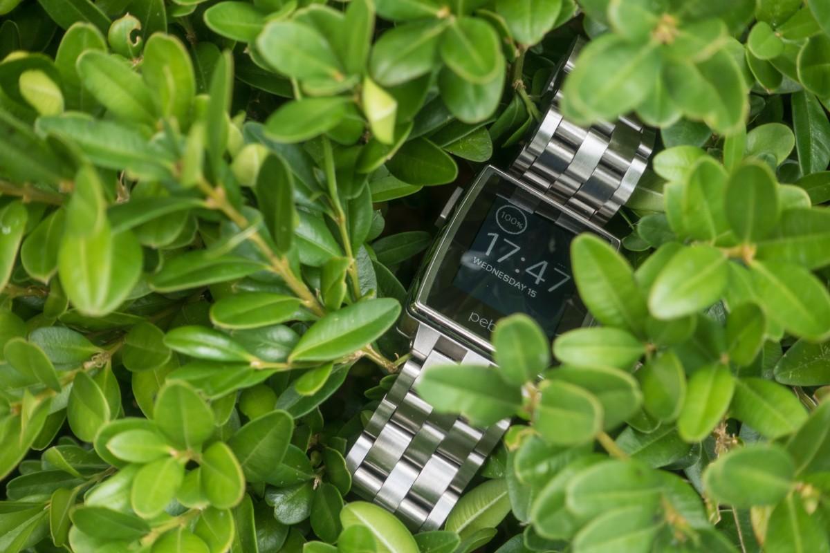 Умные часы Pebble: как в одночасье стать раритетом - 4