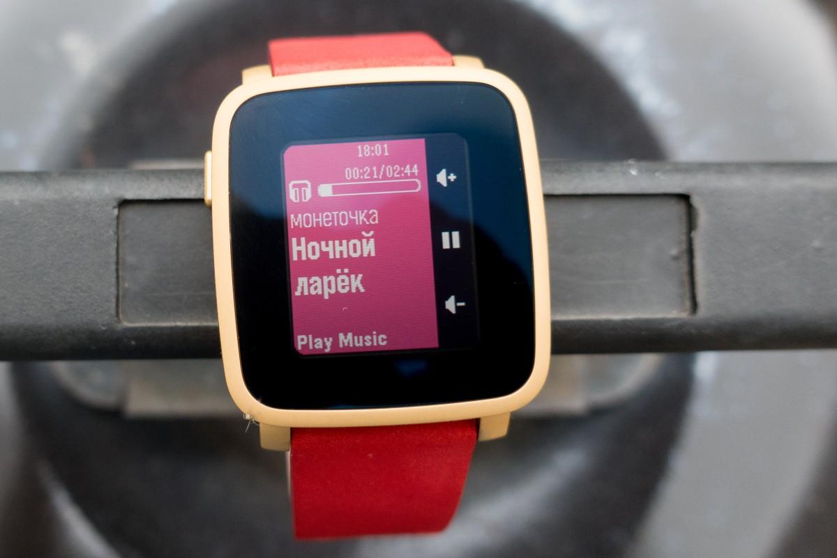 Умные часы Pebble: как в одночасье стать раритетом - 9
