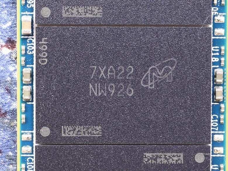В будущем году NAND подешевеет до 8 центов за гигабайт