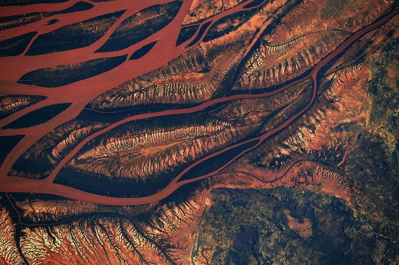 7 самых впечатляющих фотографий Земли из космоса