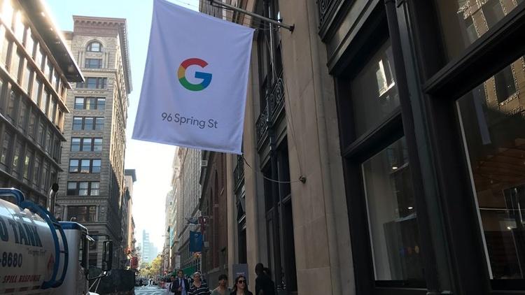 Google планирует открыть флагманский розничный магазин