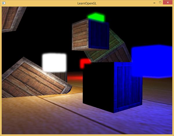 Learn OpenGL. Урок 5.8 – Bloom - 12