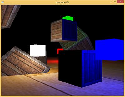 Learn OpenGL. Урок 5.8 – Bloom - 3