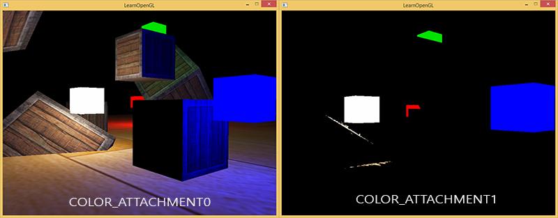 Learn OpenGL. Урок 5.8 – Bloom - 8