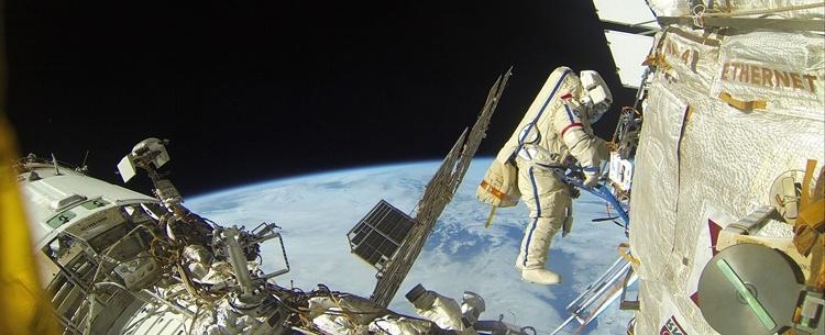 Аппаратура проекта «Икарус» успешно установлена на МКС
