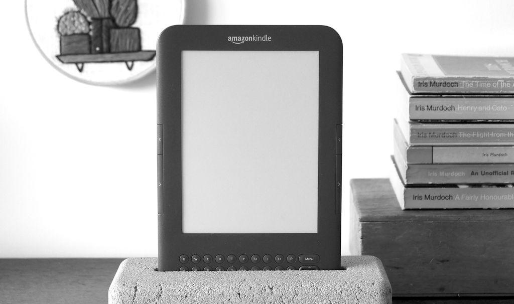 Делаем литературные часы на основе электронной книги - 3