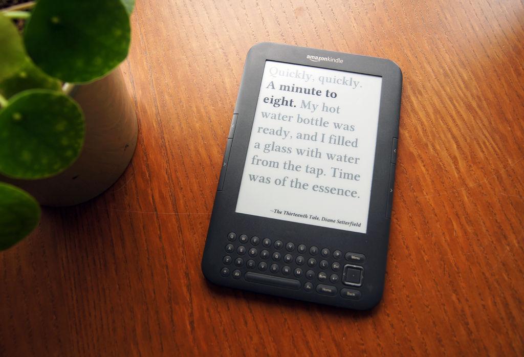 Делаем литературные часы на основе электронной книги - 4