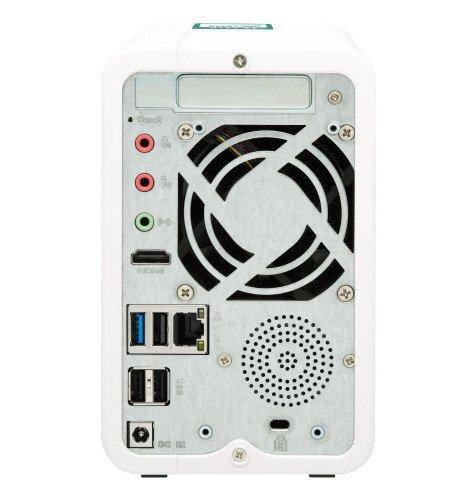 Домашнее сетевое хранилище QNAP TS-251B можно оснастить портом 10 GbE
