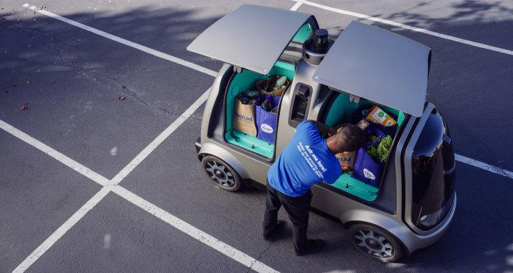 Крупнейшая сеть супермаркетов в США запустила беспилотные доставки