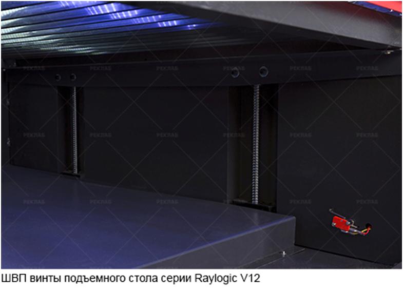 Сравнение станков лазерной резки Raylogic 11G и Raylogic V12 - 10