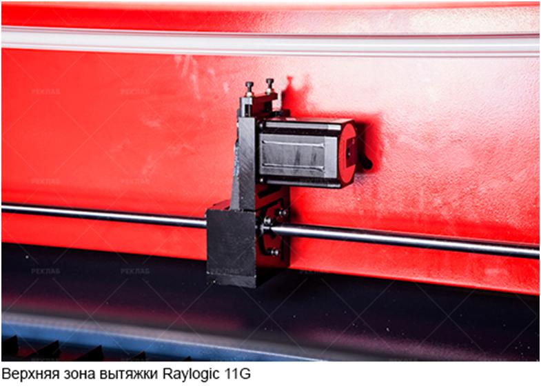Сравнение станков лазерной резки Raylogic 11G и Raylogic V12 - 19
