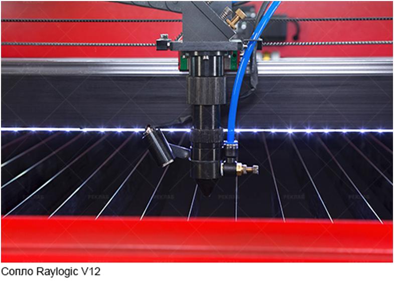 Сравнение станков лазерной резки Raylogic 11G и Raylogic V12 - 26