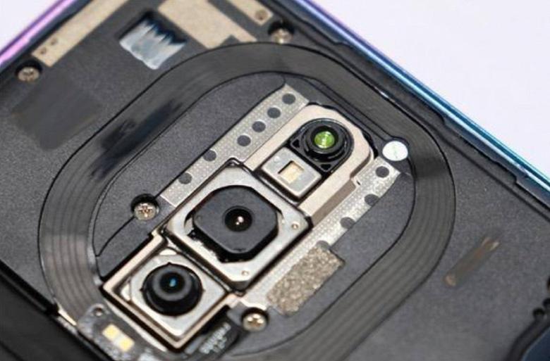 Тройная камера смартфона Oppo R17 Pro будет поддерживать технологию сканирования ToF 3D - 1