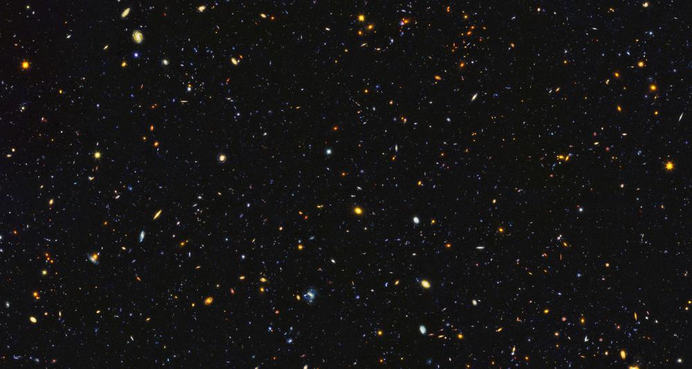 15 000 галактик в удивительной панораме