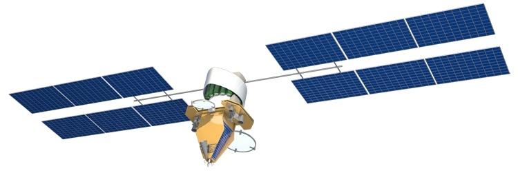 Новые спутники связи и вещания «Экспресс» будут запущены в 2020 году