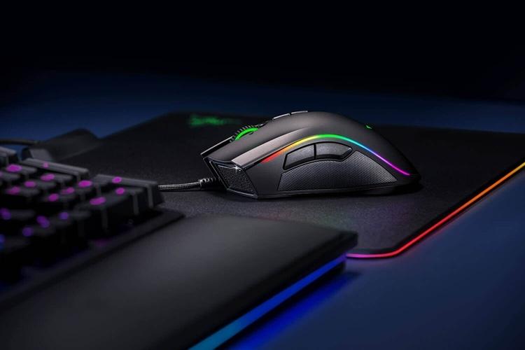 Проводная игровая мышь Razer Mamba Elite стоит 100 евро