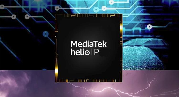 MediaTek проектирует мобильные процессоры Helio P80 и P90
