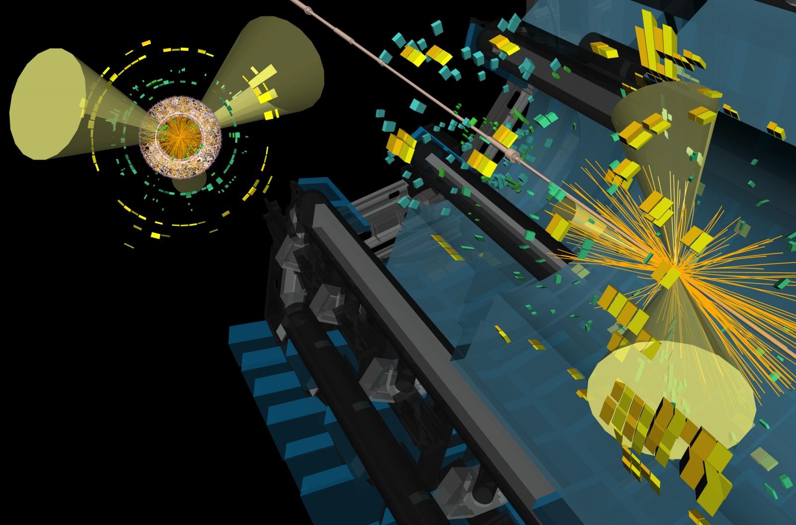 Как искусственный интеллект может подстегнуть поиски новых частиц - 1
