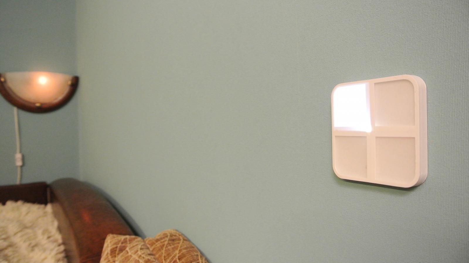 Разработка сенсорного Z-Wave выключателя на аккумуляторе со светящимися кнопками - 1