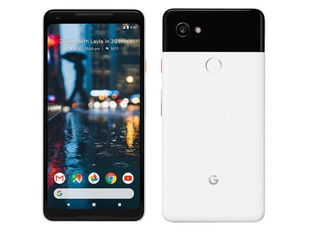 Google заменит сильно тормозящие смартфоны Pixel 2 XL