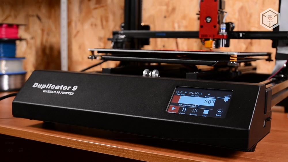 Обзор 3D-принтера WANHAO D9-300: видео - 14