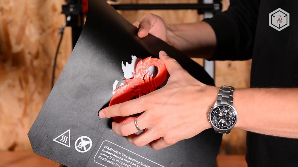 Обзор 3D-принтера WANHAO D9-300: видео - 16