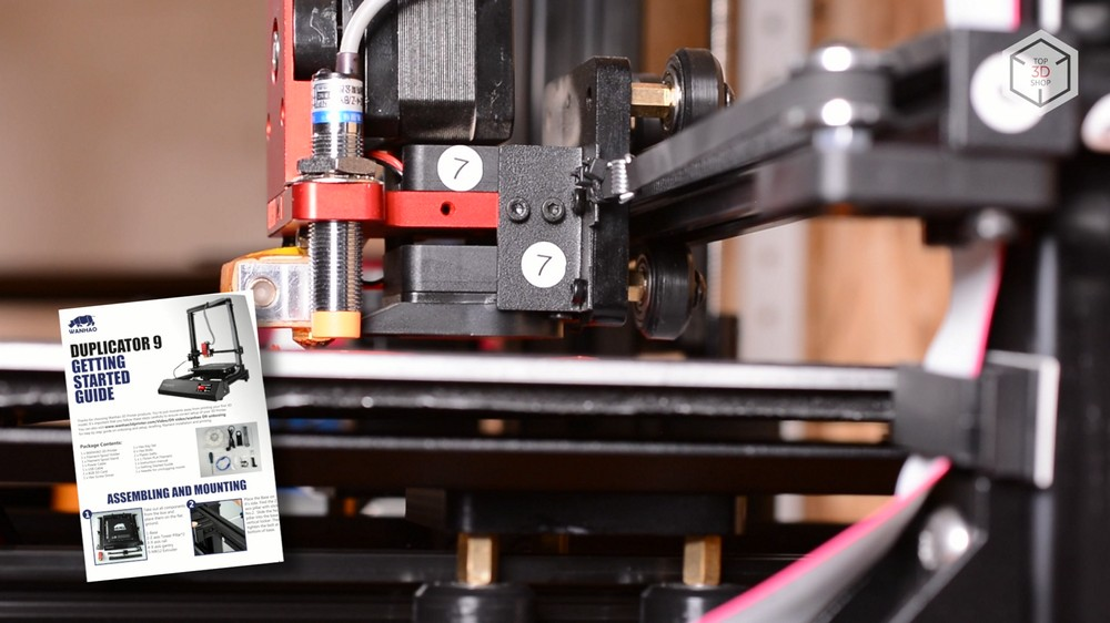 Обзор 3D-принтера WANHAO D9-300: видео - 22