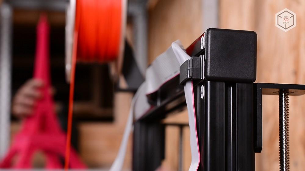 Обзор 3D-принтера WANHAO D9-300: видео - 8