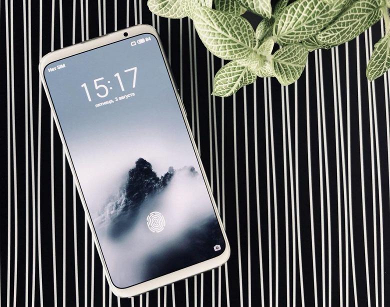 Смартфоны Meizu 16s получат NFC и беспроводную зарядку