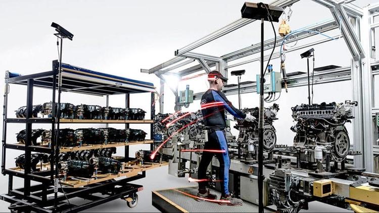 Ford испытывает 3D-технологию отслеживания движений рабочих