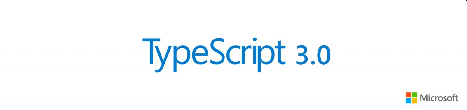 TypeScript 3.0 - 1