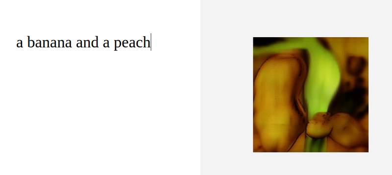 ИИ генерирует (страшные) картинки по текстовым описаниям