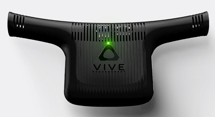 Модуль беспроводного подключения VR-шлемов HTC Vive Wireless Adapter оценён в $300