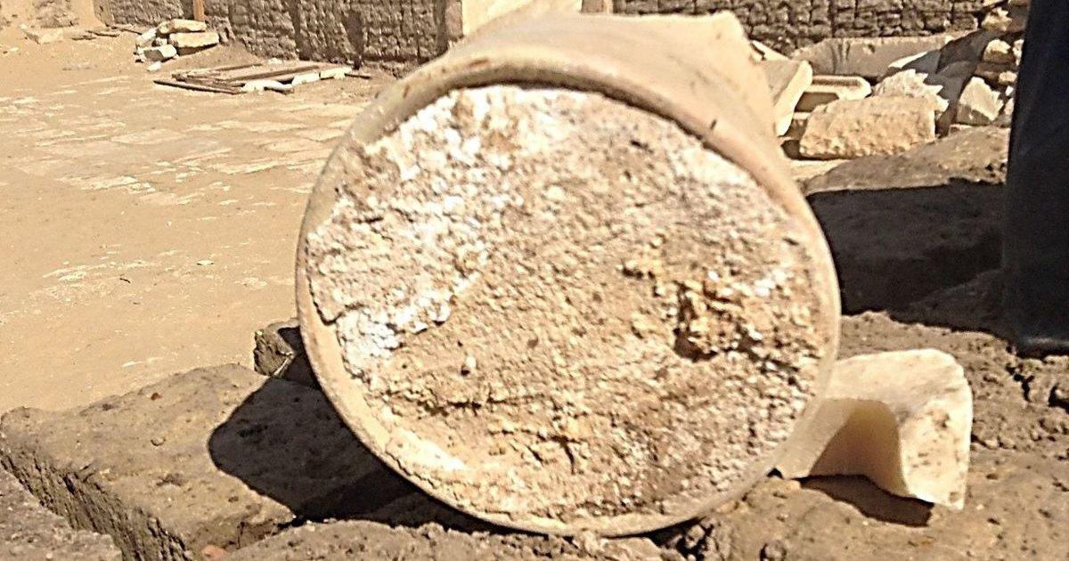 Найден сыр возрастом 3000 лет