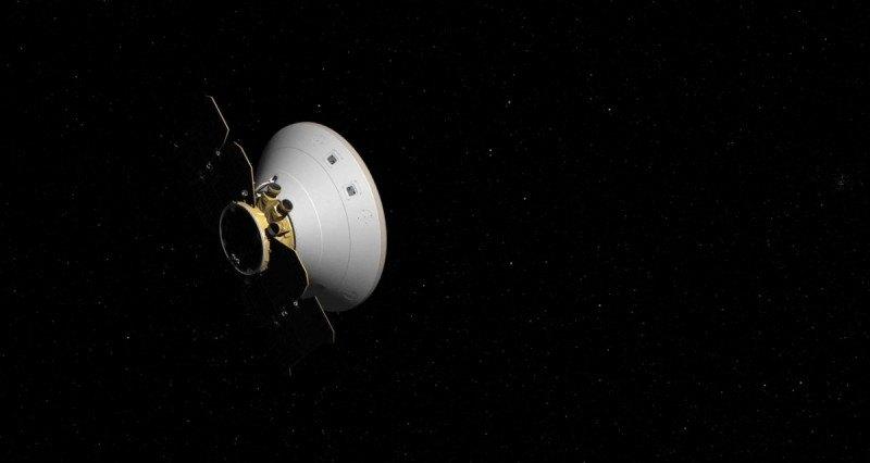 Посадочный аппарат InSight преодолел полпути к Марсу