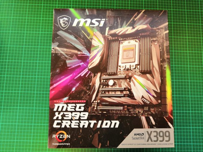 AMD ThreadRipper 2: первое знакомство - 22