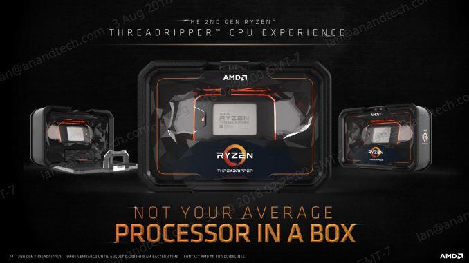 AMD ThreadRipper 2: первое знакомство - 5