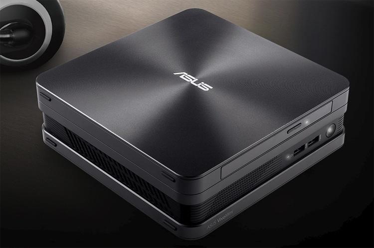 ASUS VivoMini VC65-C1: неттоп на платформе Intel Coffee Lake