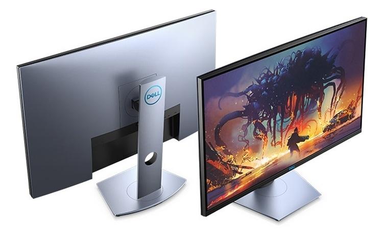 Частота обновления новых игровых мониторов Dell достигает 155 Гц