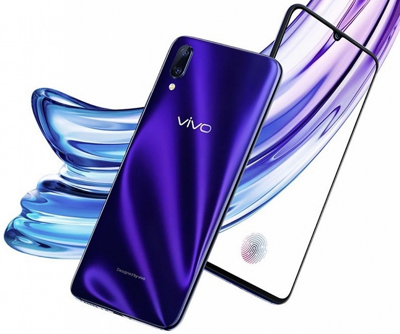 Флагманский смартфон Vivo X23 показался на официальном видео - 1
