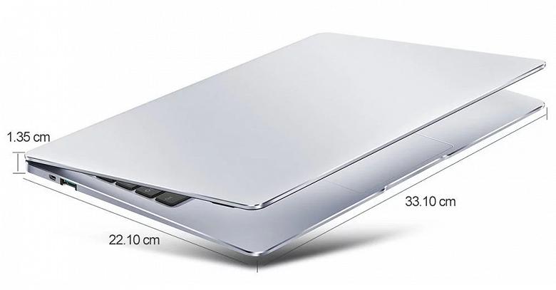 Ноутбук Teclast F7 оснащен процессором Intel Celeron N3450 и 6 ГБ ОЗУ при цене $250