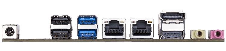 Новая плата GIGABYTE для чипов Intel Coffee Lake имеет формат Thin Mini-ITX