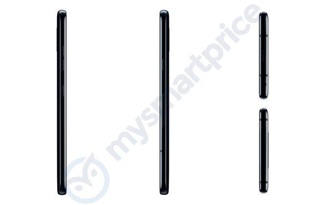 Первые пресс-рендеры смартфона LG V40 ThinQ показали пять камер - 2