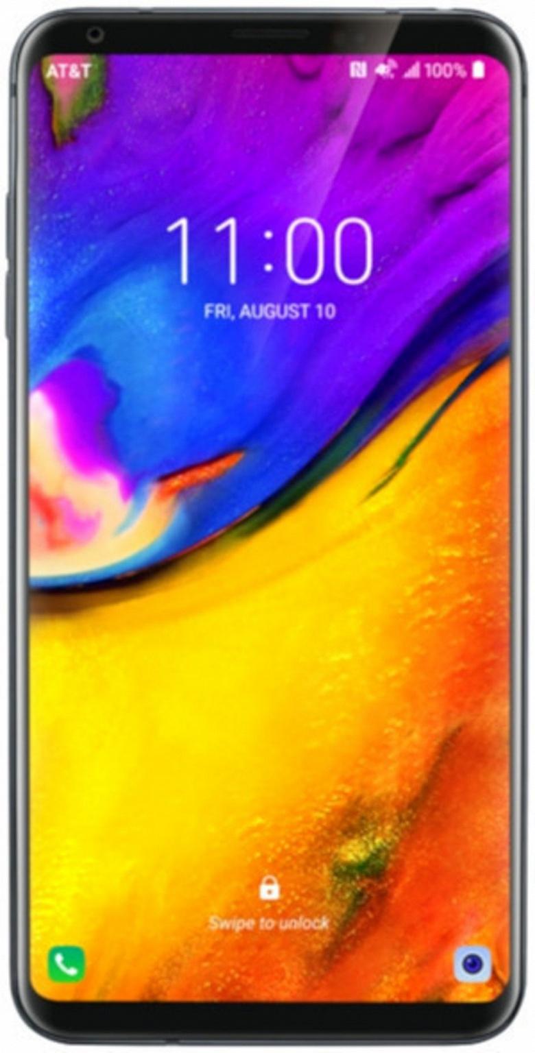 Смартфон LG V40 дебютирует вслед за iPhone - 1