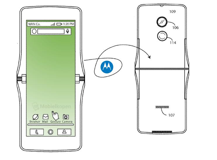 Культовая раскладушка Motorola RAZR может вернуться - 2